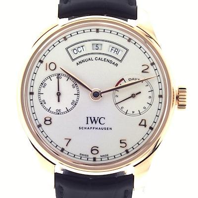 IWC Portugieser Annual Calendar - IW503504