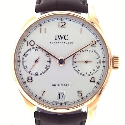 IWC Portugieser Automatic - IW500701