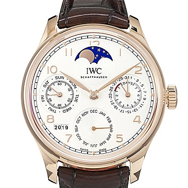 IWC Portugieser Perpetual Calendar - IW503302