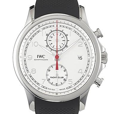 IWC Portugieser Yacht Club Chronograph - IW390502