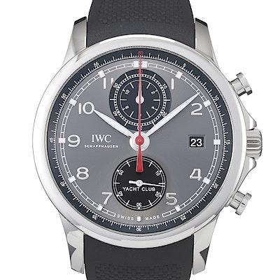 IWC Portugieser Yacht Club Chronograph - IW390503