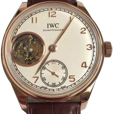 IWC Portugieser Tourbillon Hand-Wound - IW546302