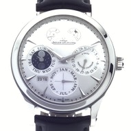Jaeger-LeCoultre Master Eight Days Perpetual - 1618420