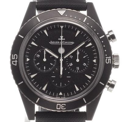 Jaeger-LeCoultre Master Extreme Deep Sea Chronograph - 208A570