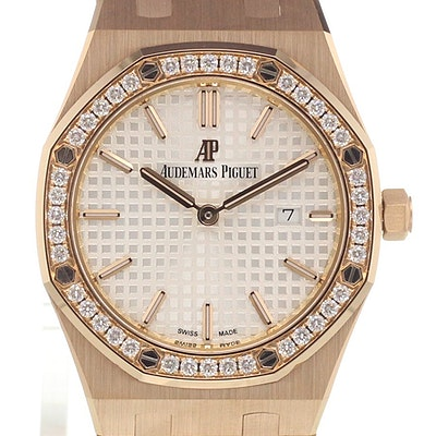 Audemars Piguet Royal Oak Quartz - 67651OR.ZZ.1261OR.01
