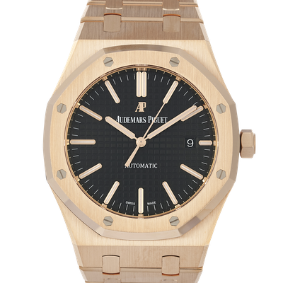 Audemars Piguet Royal Oak Selfwinding - 15400OR.OO.1220OR.01