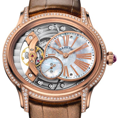 Audemars Piguet Millenary Lady Hand-Wound - 77247OR.ZZ.A812CR.01