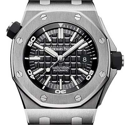 Audemars Piguet Royal Oak Offshore Diver - 15710ST.OO.A002CA.01