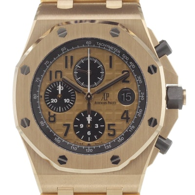Audemars Piguet Royal Oak Offshore Chronograph - 26470OR.OO.1000OR.01