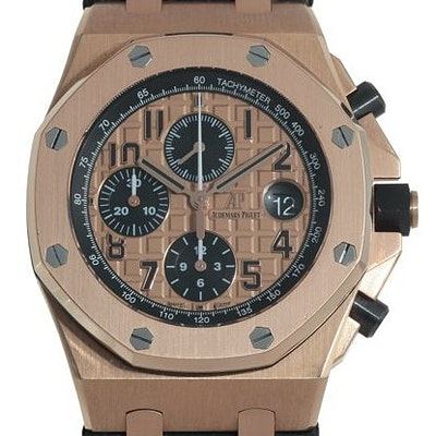 Audemars Piguet Royal Oak Offshore Chronograph - 26470OR.OO.A002CR.01