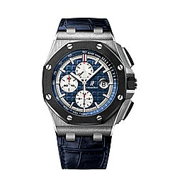 Audemars piguet royal oak offshore 26401po oo for sale chronext for Royal oak offshore vampire