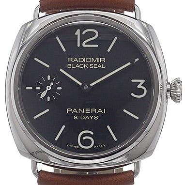 Panerai Radiomir Black Seal 8 Days Acciaio - PAM00609