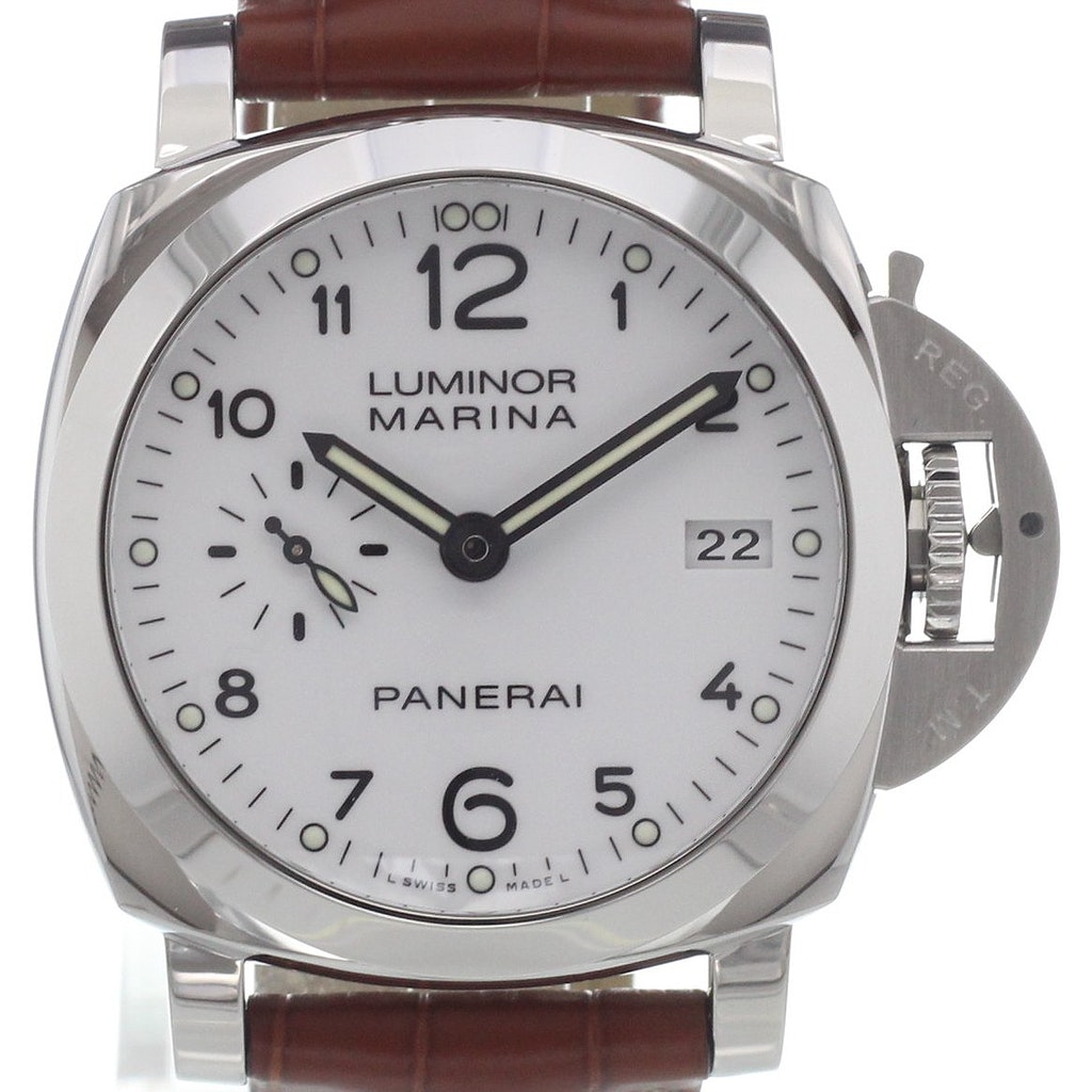 the best attitude 14c3d 4a5fd Panerai Luminor 1950 3 Days Automatic Acciaio PAM00523