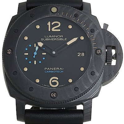 Panerai Luminor 1950 Submersible Carbotech 3 Days Automatic - PAM00616