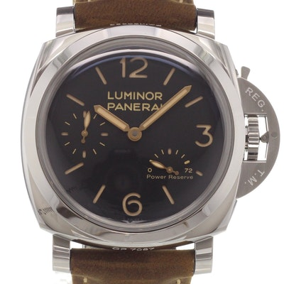 Panerai Luminor 1950 3 Days Power Reserve Acciaio - PAM00423