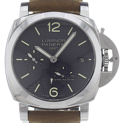 Panerai Luminor 1950 3 Days GMT Automatic - PAM00537