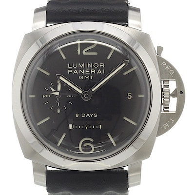 Panerai Luminor 8 Days GMT - PAM00233