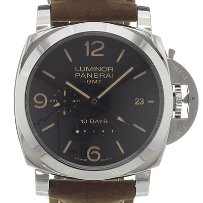 Panerai Luminor 1950 10 Days GMT Automatic Acciaio - PAM00533
