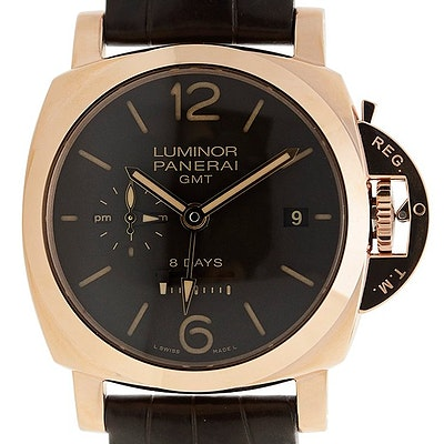 Panerai Luminor 8 Days GMT - PAM00576