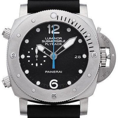 Panerai Luminor 1950 Submersible 3 Days Chrono Flyback Automatic Titanio - PAM00614