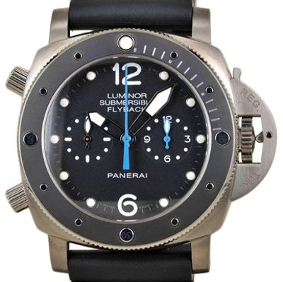Panerai Luminor 1950 Submersible 3 Days Chrono Flyback Automatic Titanio - PAM00615