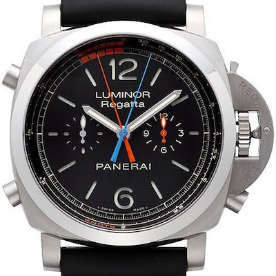 Panerai Luminor 1950 Regatta 3 Days Chrono Flyback Automatic Titanio - PAM00526