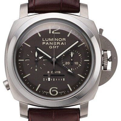 Panerai Luminor 1950 Chono Monopulsante 8 Days Titan GMT Ltd. - PAM00311