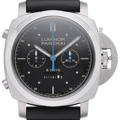 Panerai Luminor 1950 Rattrapante 8 Days Titanio - PAM00530