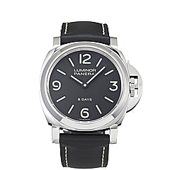 Panerai Luminor Base 8 Days Acciaio - PAM00560