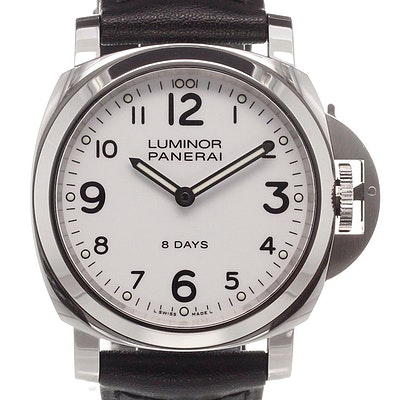 Panerai Luminor Base 8 Days Acciaio - PAM00561