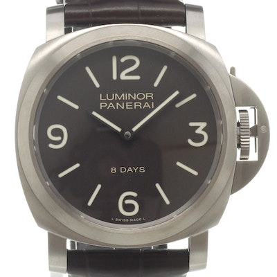 Panerai Luminor Base 8 Days Titanio - PAM00562