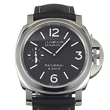 Panerai Luminor Marina 8 Days Acciaio - PAM00510