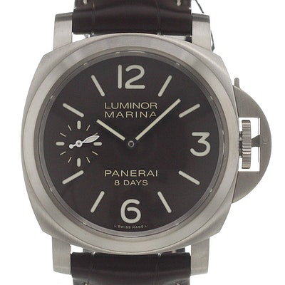 Panerai Luminor Marina 8 Days Titanio - PAM00564