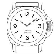 Panerai Luminor For AMG - PAM00105