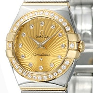 Omega Constellation - 123.25.24.60.58.002