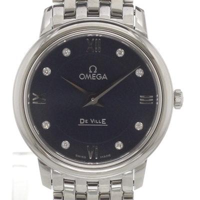 Omega De Ville Prestige Quartz - 424.10.27.60.53.001