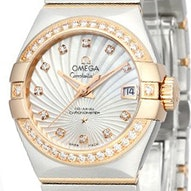 Omega Constellation Brushed Chronometer - 123.25.27.20.55.001