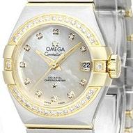 Omega Constellation Brushed Chronometer - 123.25.27.20.55.003