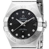 Omega Constellation Brushed Chronometer - 123.10.27.20.51.001
