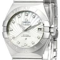 Omega Constellation Brushed Chronometer - 123.10.27.20.55.001