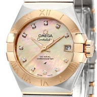 Omega Constellation Brushed Chronometer - 123.20.27.20.57.001