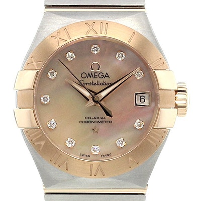 Omega Constellation Co-Axial - 123.20.27.20.57.001