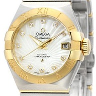 Omega Constellation Brushed Chronometer - 123.20.27.20.55.002