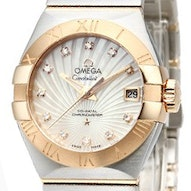 Omega Constellation Brushed Chronometer - 123.20.27.20.55.001