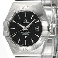 Omega Constellation Brushed Chronometer - 123.10.31.20.01.001