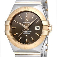 Omega Constellation Brushed Chronometer - 123.20.31.20.13.001