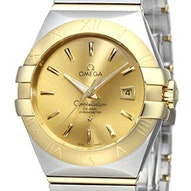 Omega Constellation Brushed Chronometer - 123.20.31.20.08.001