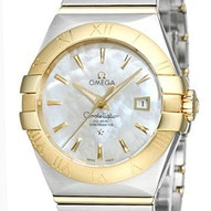 Omega Constellation Brushed Chronometer - 123.20.31.20.05.002