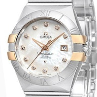 Omega Constellation Brushed Chronometer - 123.20.31.20.05.001