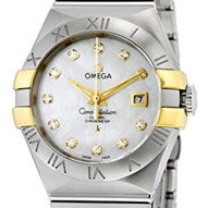 Omega Constellation Brushed Chronometer - 123.20.31.20.55.004